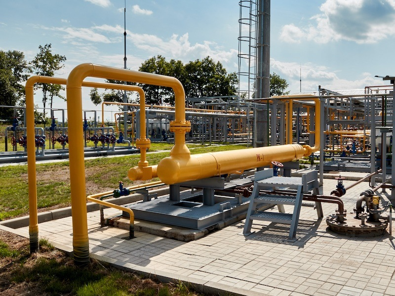 Gas pipeline system used by oil and gas companies subject to Gas Gathering Rule