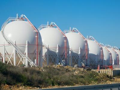 New LNG plants
