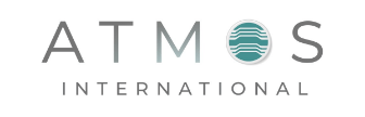 atmos international logo s