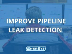 Controller in pipeline control room requiring support for pipeline leak detection mitigation efforts
