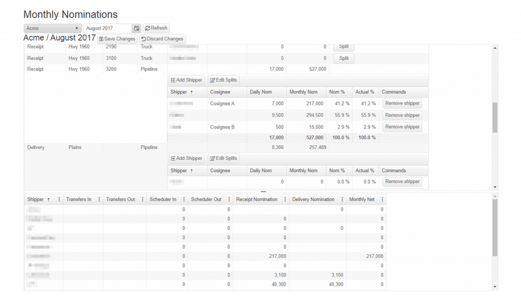 screenshot-opact-Configurable-Nominations-OPACT_NomSetupWithSplit2