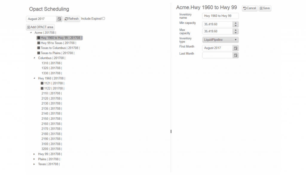 screenshot-opact-Configurable-Setup-Scheduling-OPACT_Config